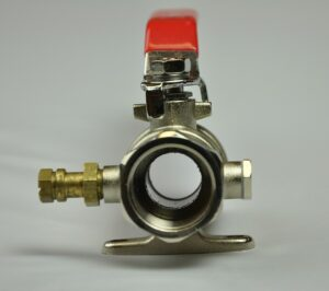 Half Inch Gas Gas control and Testing Valve